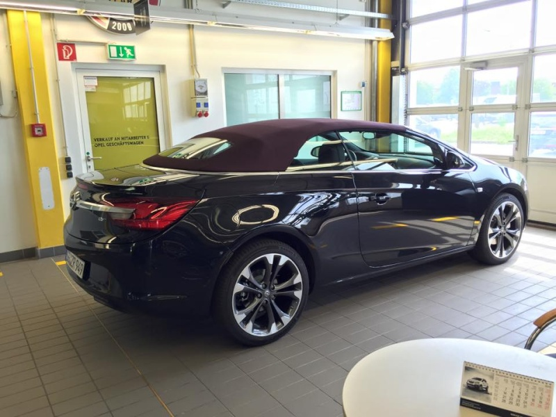 [Quentin et Céline] Opel Cascada 2.0 CDTI INNOVATION 11160610