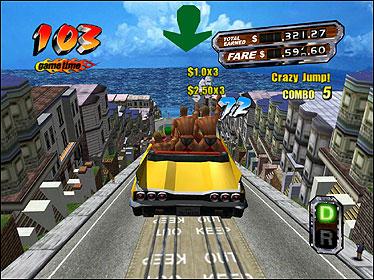 Crazy Taxi 3 Crazyt10