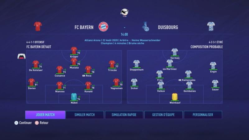 [PS5-FIFA 21] Le Bayern en crise, Theboss à la rescousse ! - Page 2 11_j510
