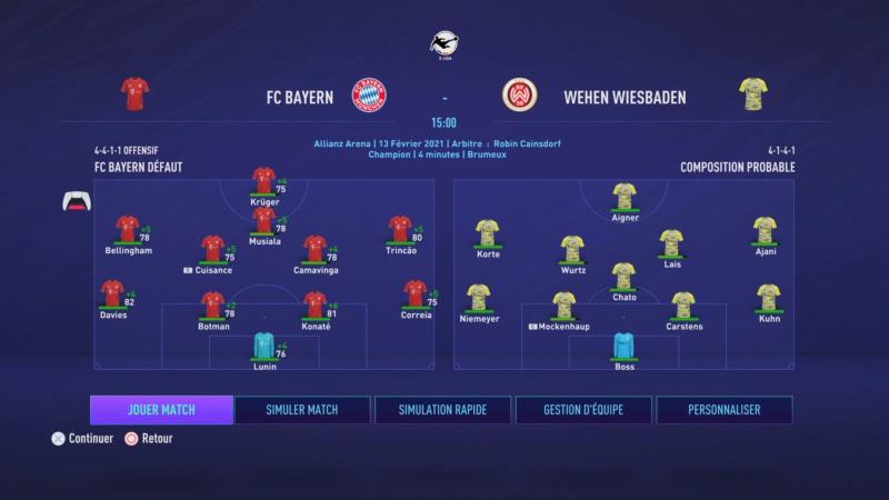 [PS5-FIFA 21] Le Bayern en crise, Theboss à la rescousse ! - Page 4 14_j2510
