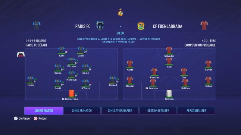 [PS5-FIFA 21] WTF !!! Theboss s'installe à Paris ! 27_j3_10