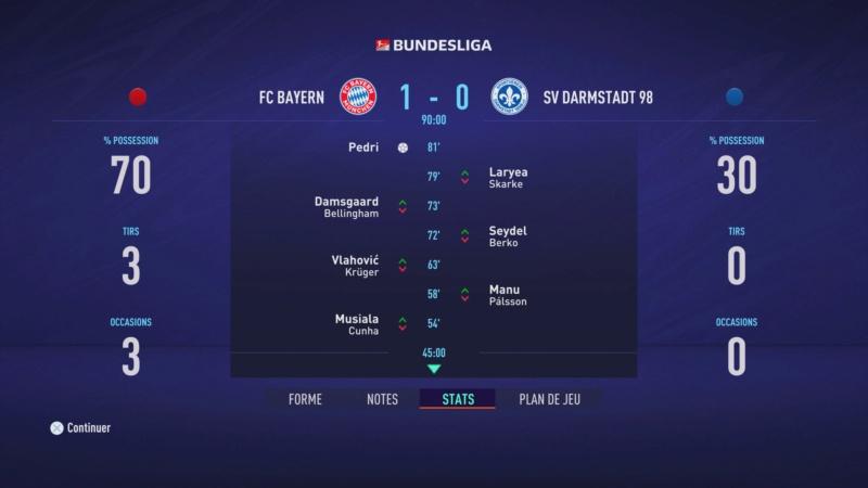 [PS5-FIFA 21] Le Bayern en crise, Theboss à la rescousse ! - Page 7 32_j1110
