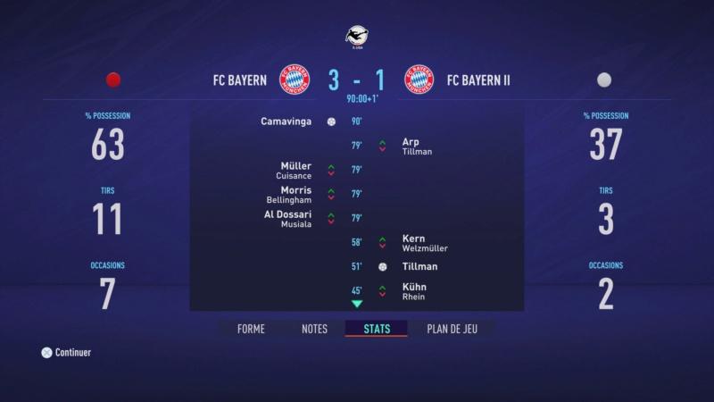 [PS5-FIFA 21] Le Bayern en crise, Theboss à la rescousse ! - Page 4 37_j3411