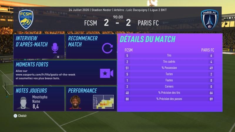 [PS5-FIFA 21] WTF !!! Theboss s'installe à Paris ! 38_j1_10