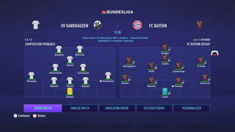 [PS5-FIFA 21] Le Bayern en crise, Theboss à la rescousse ! - Page 7 39_j1410