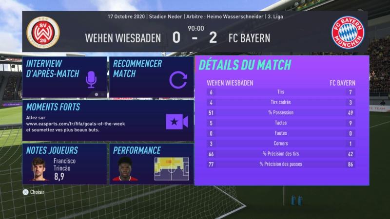 [PS5-FIFA 21] Le Bayern en crise, Theboss à la rescousse ! - Page 3 40_j1110