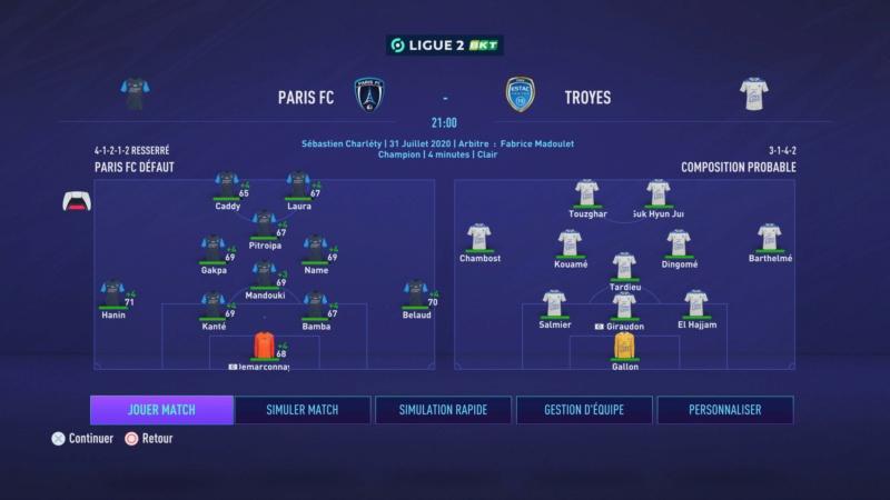 [PS5-FIFA 21] WTF !!! Theboss s'installe à Paris ! 40_j2_10