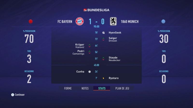 [PS5-FIFA 21] Le Bayern en crise, Theboss à la rescousse ! - Page 7 50_j1710