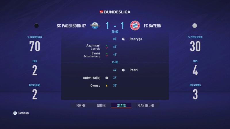 [PS5-FIFA 21] Le Bayern en crise, Theboss à la rescousse ! - Page 7 66_j2110