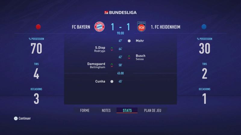 [PS5-FIFA 21] Le Bayern en crise, Theboss à la rescousse ! - Page 8 68_j2210