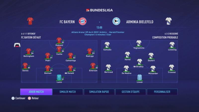 [PS5-FIFA 21] Le Bayern en crise, Theboss à la rescousse ! - Page 8 83_j2910