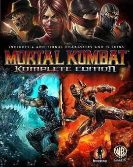 La Saga Mortal Kombat Mk0910