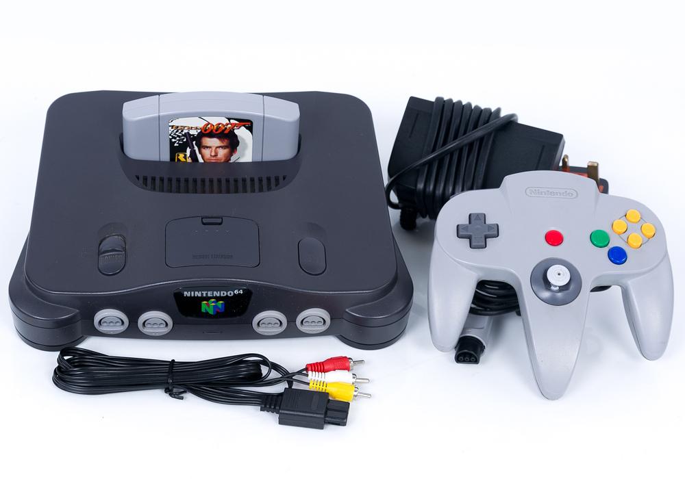Nintendo : Evolution d'une marque de divertissement N6410