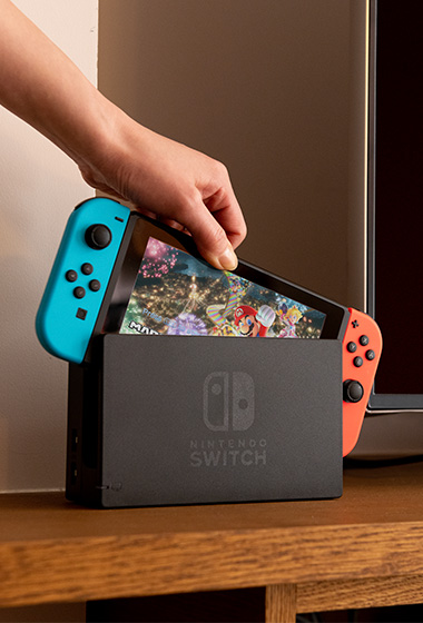 Nintendo : Evolution d'une marque de divertissement Switch10