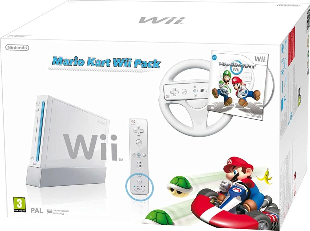 Nintendo : Evolution d'une marque de divertissement Wii10