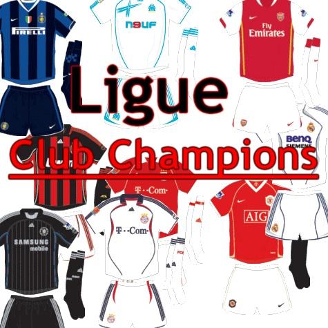 Ligue: Club champions