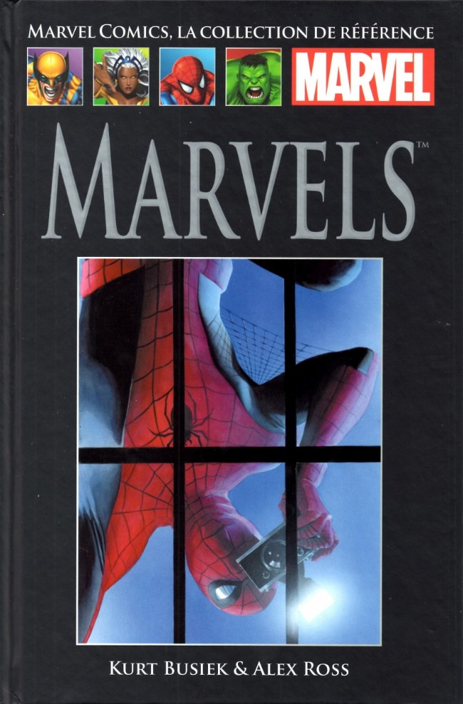 [BD] Marvel Comics - La Collection Hachette Marvel10