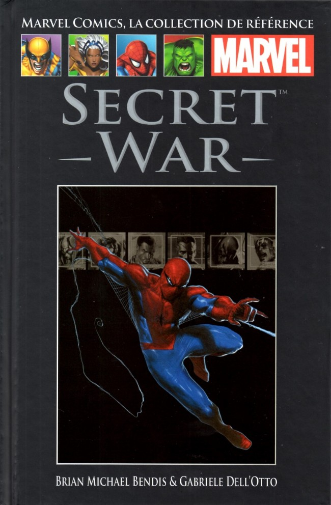 [BD] Marvel Comics - La Collection Hachette Secret10