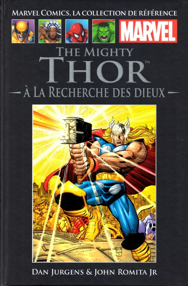 [BD] Marvel Comics - La Collection Hachette The_mi10