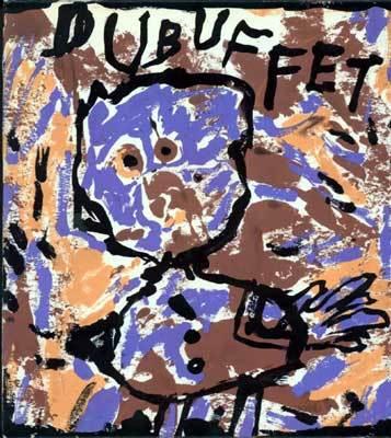 Ham sanatın babası tüm süreçleriyle DUBUFFET 118611