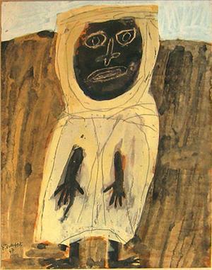 Ham sanatın babası tüm süreçleriyle DUBUFFET Bedoui10