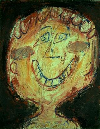 Ham sanatın babası tüm süreçleriyle DUBUFFET Bouche10