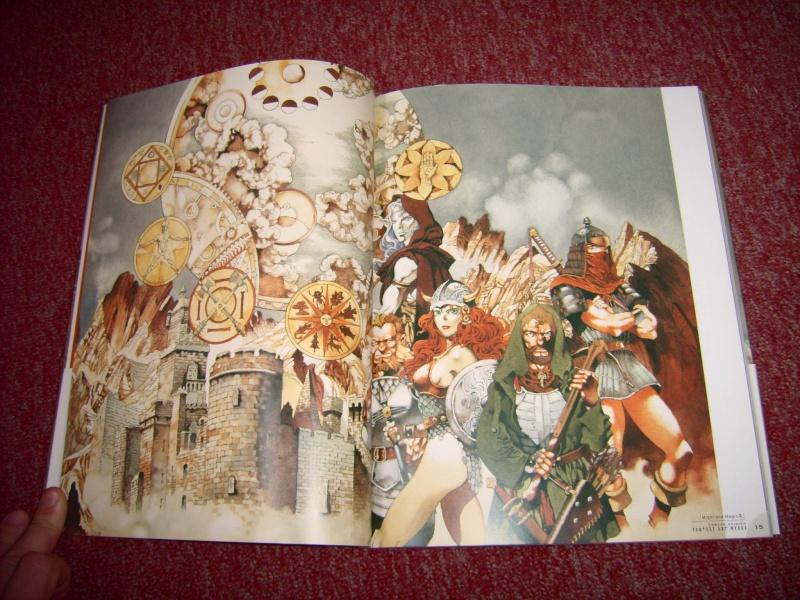 Littérature Castlevania par SAS : collection de couvertures! Lpic1412