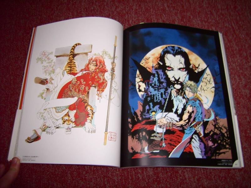 Littérature Castlevania par SAS : collection de couvertures! Lpic1414
