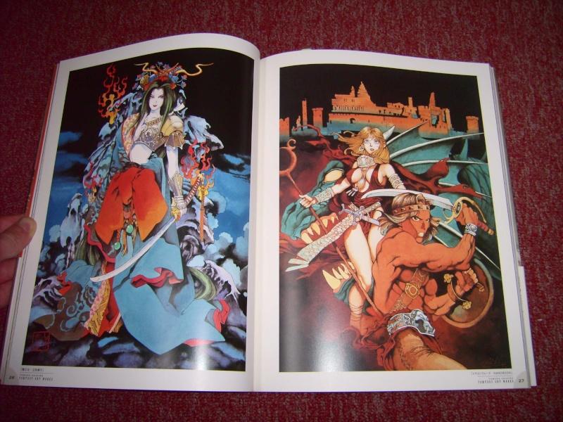 Littérature Castlevania par SAS : collection de couvertures! Lpic1416
