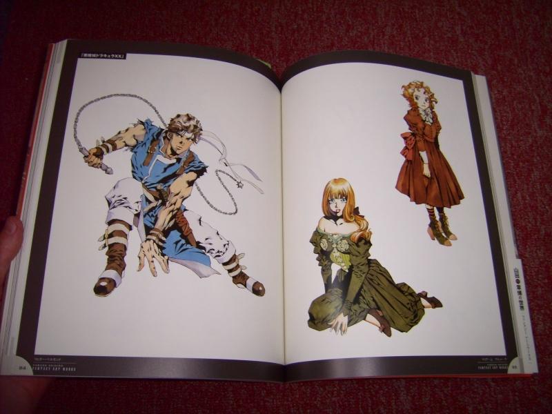 Littérature Castlevania par SAS : collection de couvertures! Lpic1419
