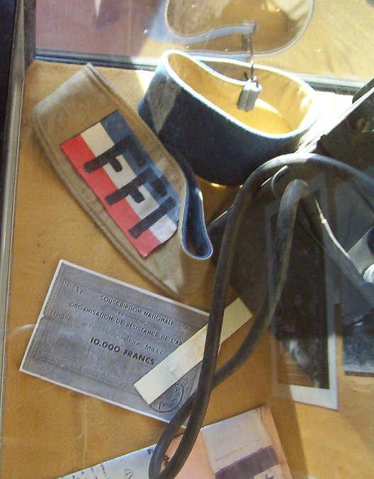 musée du CFP Corps Franc Pommiès 49ème RI Cfp1111