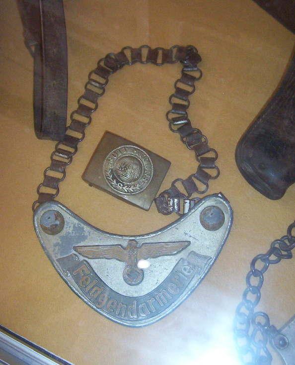 musée du CFP Corps Franc Pommiès 49ème RI Cfp1510