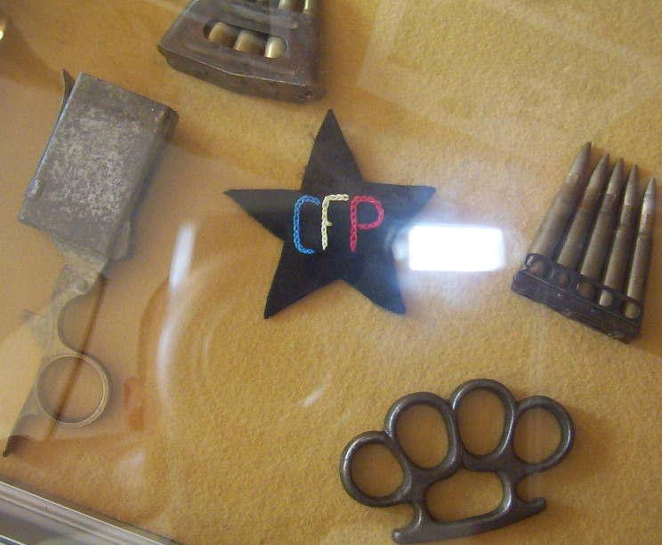 musée du CFP Corps Franc Pommiès 49ème RI Cfp1610