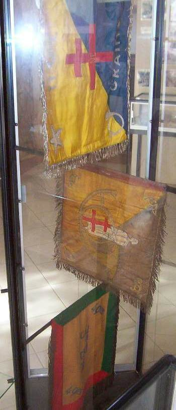 musée du CFP Corps Franc Pommiès 49ème RI Cfp210