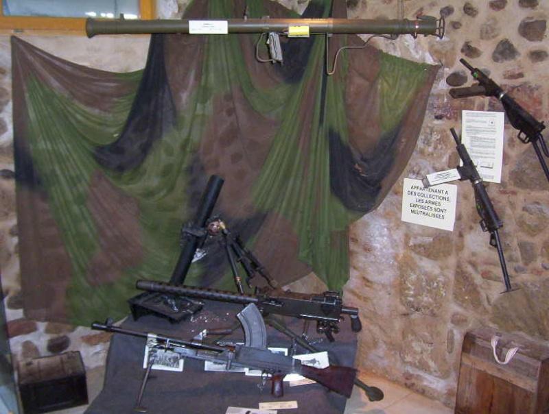 musée du CFP Corps Franc Pommiès 49ème RI Cfp2110