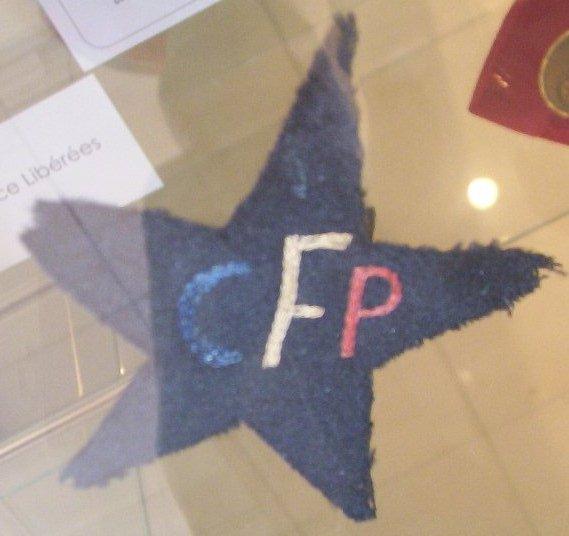 musée du CFP Corps Franc Pommiès 49ème RI Cfp2810