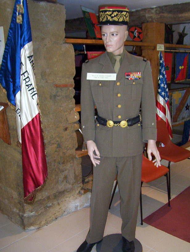 musée du CFP Corps Franc Pommiès 49ème RI Cfp2910