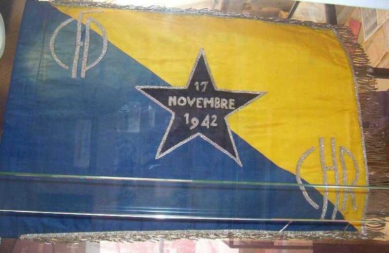 musée du CFP Corps Franc Pommiès 49ème RI Cfp410