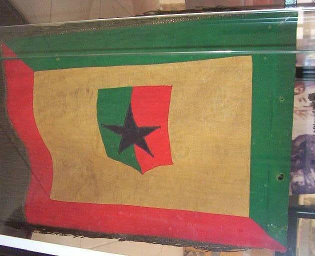 musée du CFP Corps Franc Pommiès 49ème RI Cfp510