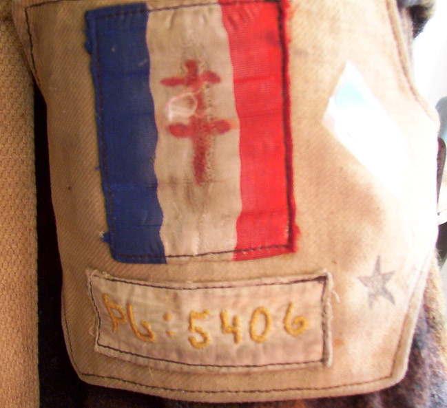 musée du CFP Corps Franc Pommiès 49ème RI Cfp710