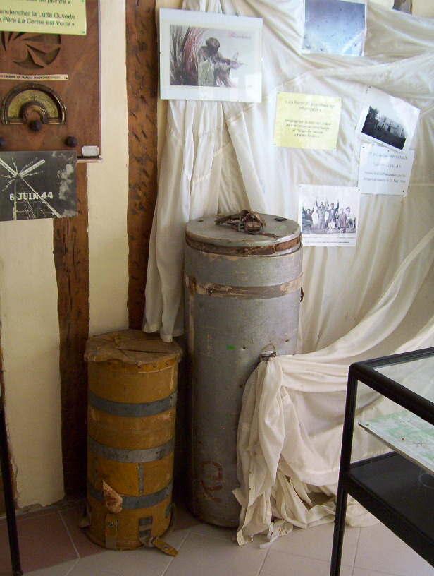 musée du CFP Corps Franc Pommiès 49ème RI Cfp910