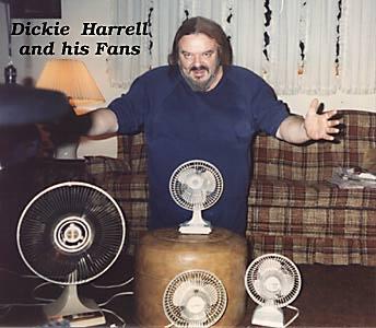 Dickie Harrell membre dhonneur Dickie11