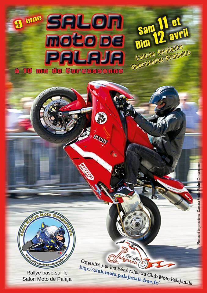 Salon moto PALAJA ( Aude 11 ) 10959310