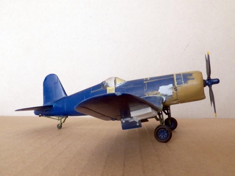 Vought F4U-5N et F4U-7, Italeri, 1/72 100_3810