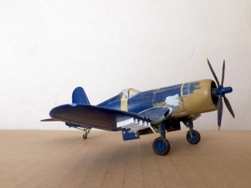 Vought F4U-5N et F4U-7, Italeri, 1/72 100_3811