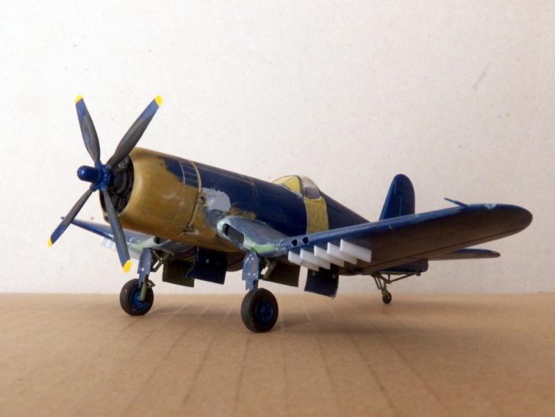 Vought F4U-5N et F4U-7, Italeri, 1/72 100_3812