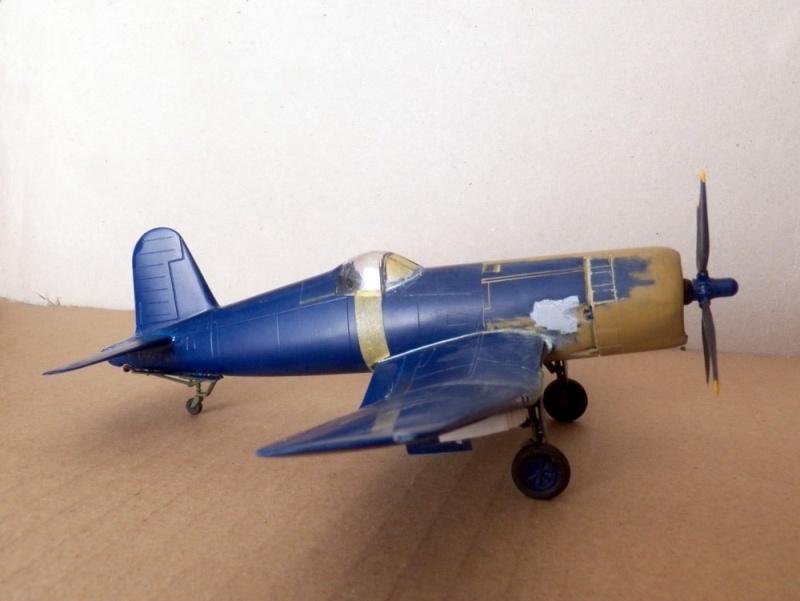Vought F4U-5N et F4U-7, Italeri, 1/72 100_3813
