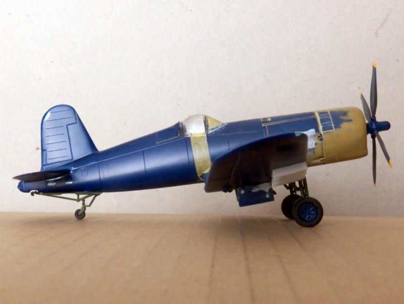Vought F4U-5N et F4U-7, Italeri, 1/72 100_3815
