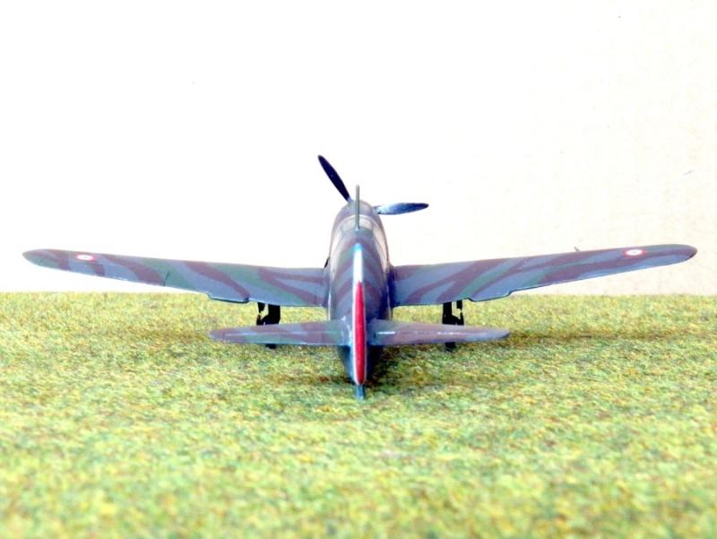 Caudron C-714 C1, Heller, 1/72 Caudro13