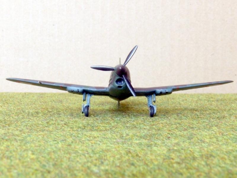 Caudron C-714 C1, Heller, 1/72 Caudro14